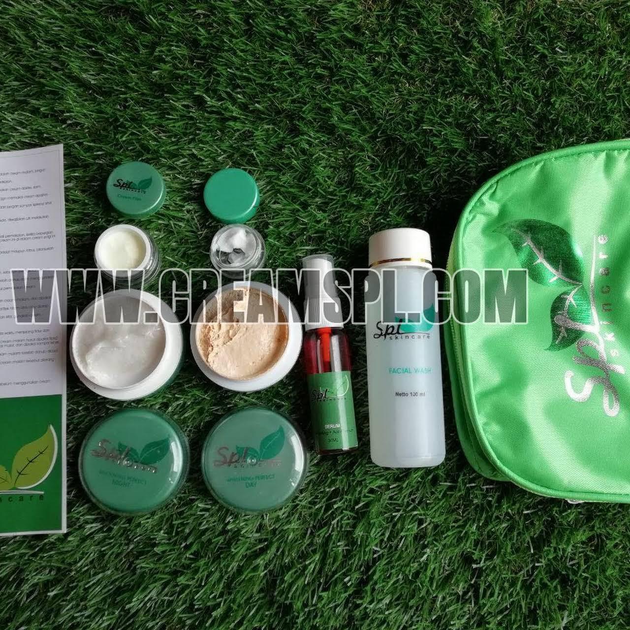 Paket Cream SPL Skincare Anti Flek Dijamin Original