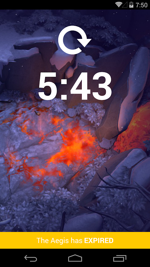 Roshan Timer for Dota 2- screenshot