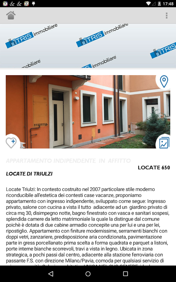Tris Immobiliare- screenshot