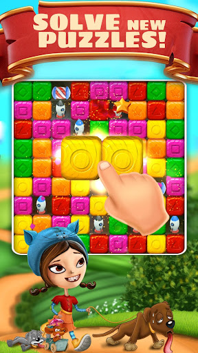 Toy Box Magic Blast Arena - match and pop cubes 164 screenshots 1