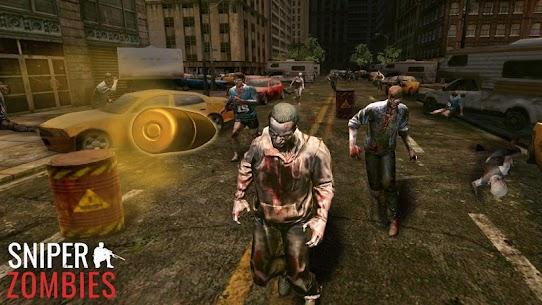 Sniper Zombies: Offline Shooting Games 3D Mod Apk 1.44.0 (Unlimited Money) 5