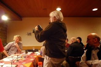 Photo: Unser Fotoraf Hansruedi Weber in Aktion