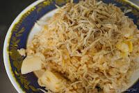 阿蘭大鼎魩仔魚蛋炒飯