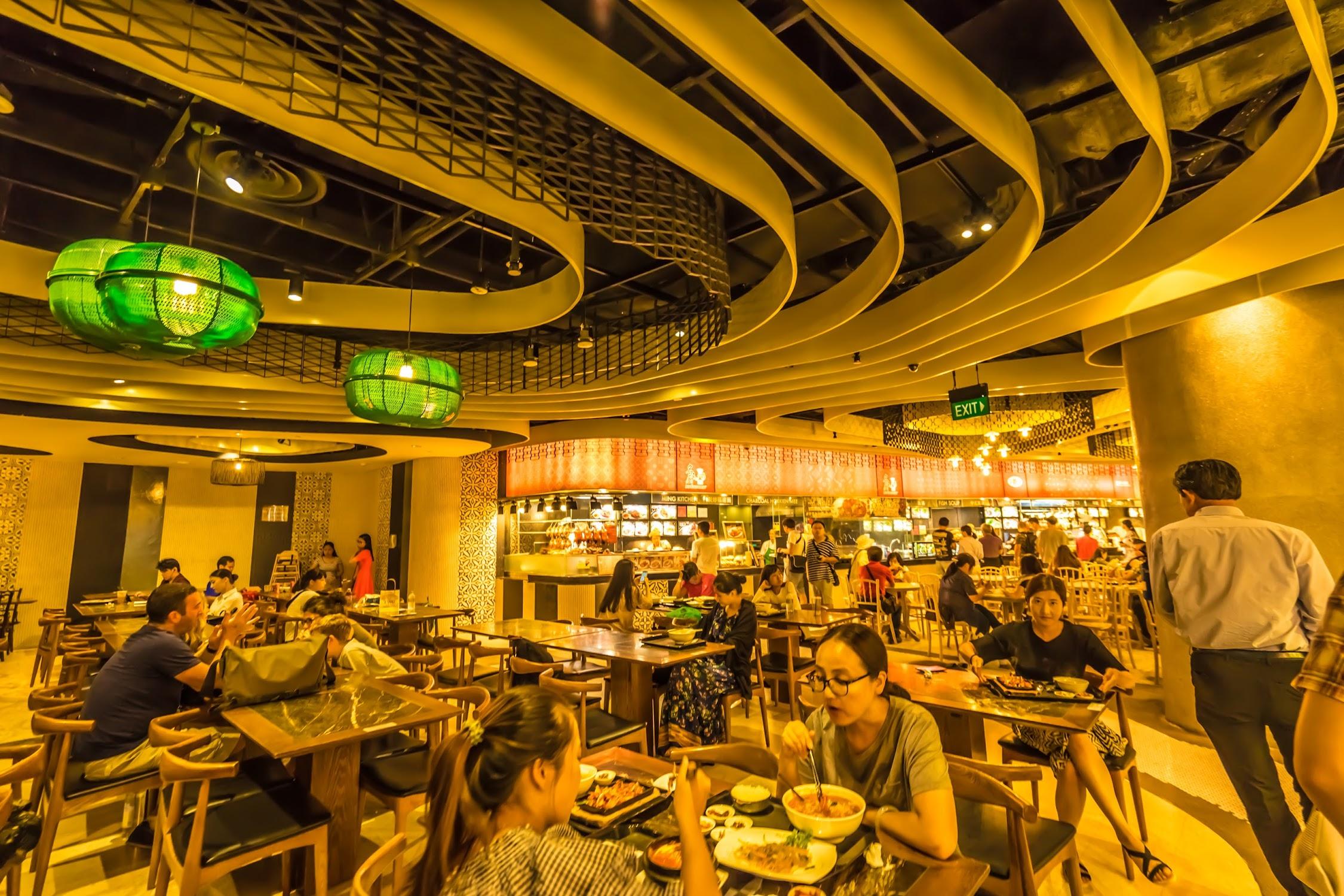 Singapore Marina Bay Sands Rasapura Masters2