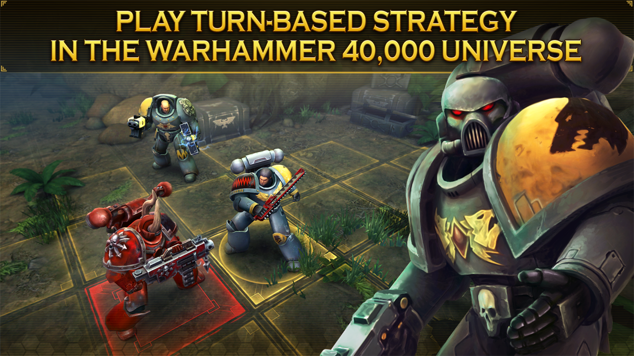 Warhammer 40,000: Space Wolf- screenshot