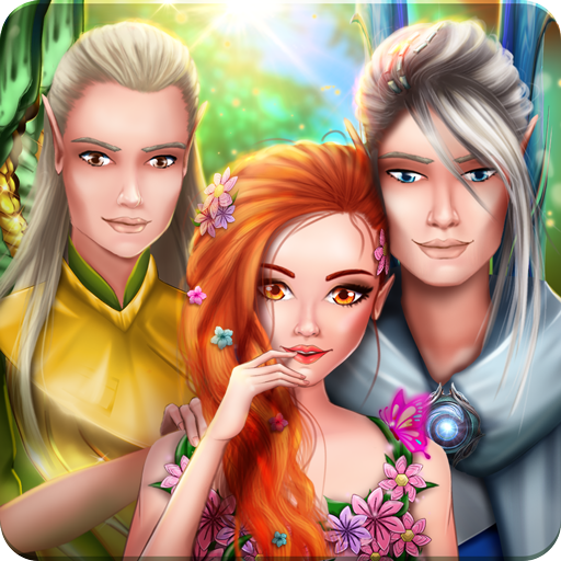 Fantasy Love Story Games Icon
