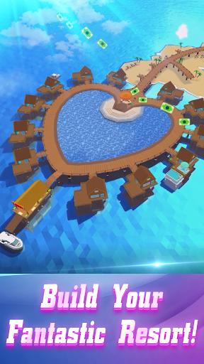 Idle Resort Tycoon screenshot 1
