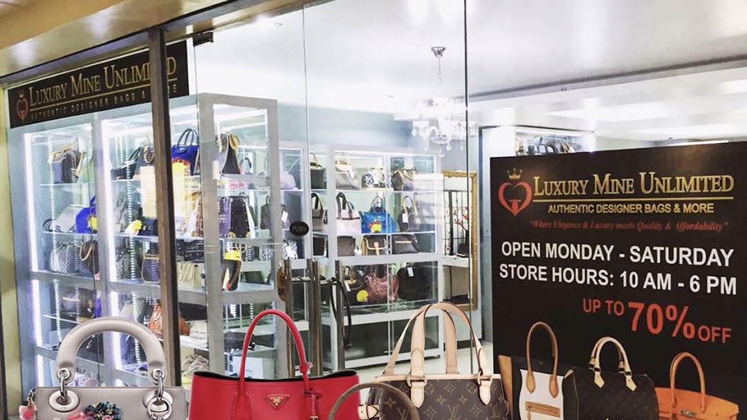 32fc330b8b Luxury Mine Unlimited - Authentic Designer Handbags Bag Shop in ...
