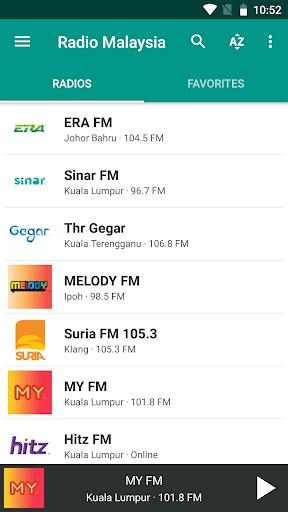 Radio Malaysia FM 8.4.2 screenshots 1