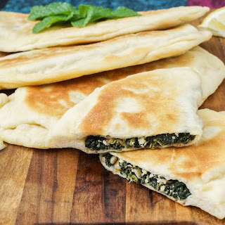 Spinach Pine Nuts Pastry Recipes