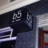 b5 bar & bistro logo in Reykjavik, Hofuoborgarsvaeoi, Iceland