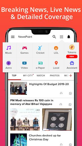 India News, Latest News App, Live News Headlines 4.4.7.11 screenshots 2
