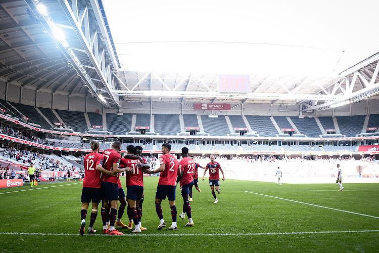 La jauge réduite à 1.000 personnes à la Beaujoire — FC Nantes
