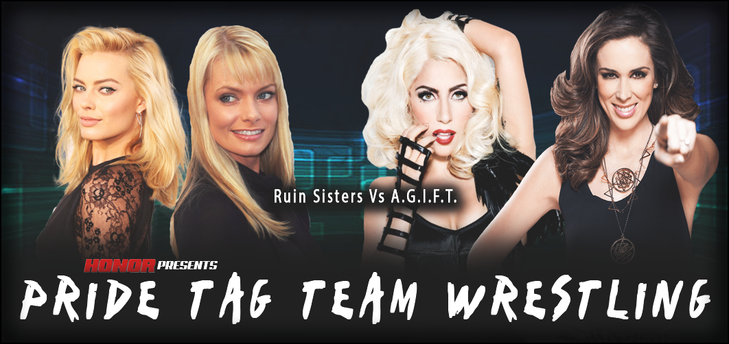 & Vs & The Ruin Sisters vs Delia Darling and Mercedes Vargas