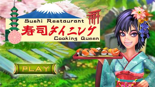 CookingQueen:Sushi Restaurant
