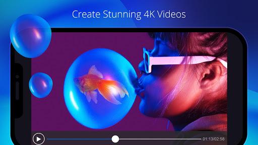 PowerDirector - Video Editor App, Best Video Maker 7.2.0 Screenshots 1