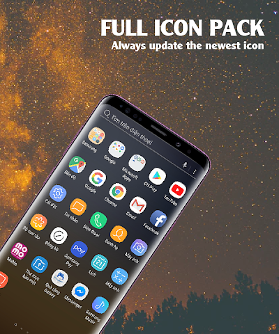 Super S9 Lancher : Galaxy S9+ Theme for Android APK Download
