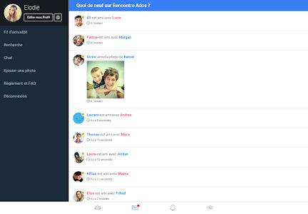 Rencontre Ados screenshot 4