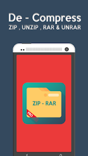 zip & rar extractor- screenshot thumbnail