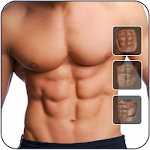 Abs Six Pack Icon