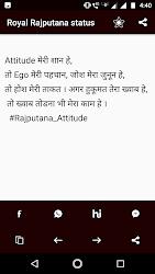 Scarica Royal Rajputana Status APK 1 2 APK per Android