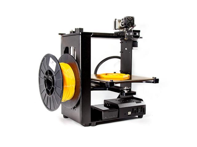 The MakerGear M3 Single Extrusion 3D Printer