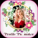 Tin Tin Profile Picture Frame for InstaDP & WA icon