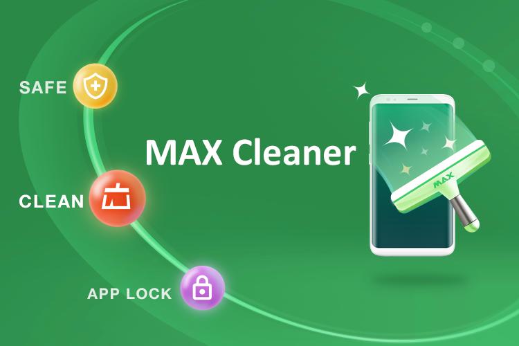 MAX Cleaner - Antivirus, Phone Cleaner, AppLock Android App Screenshot