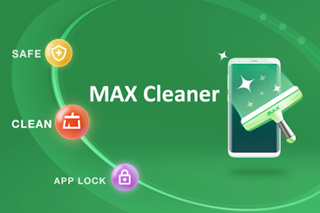 App MAX Cleaner - Antivirus, Phone Cleaner, AppLock APK for Windows Phone
