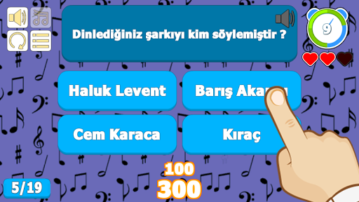 Whose Song? Turkish Hit Singles (With Voice) 1.11 screenshots 8