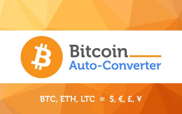 google bitcoin converter
