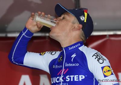 """""""De avond voor Gilbert in 2011 Luik won, goot hij een Duvel naar binnen. En niet op zijn gemak, hé"""""""