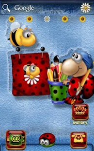 How to mod ADW Launcher Th Lucky Ladybug 1.0 apk for bluestacks