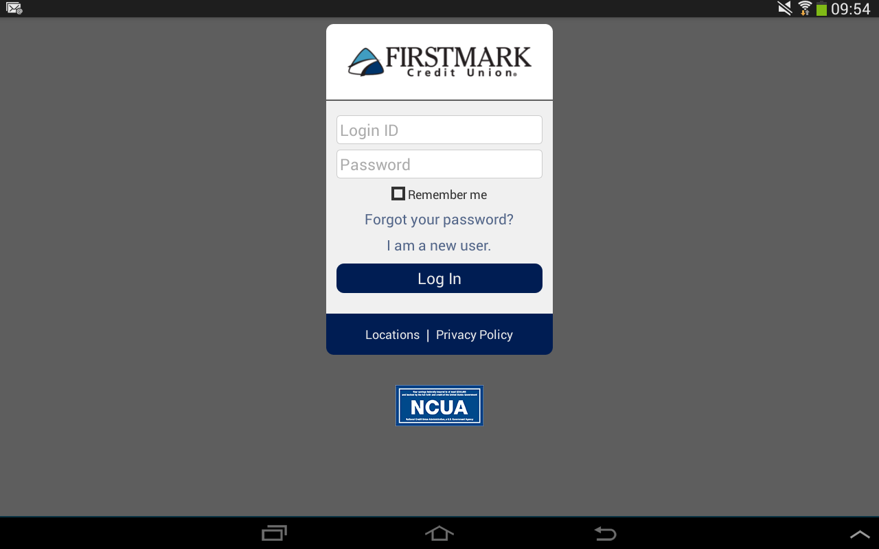 Firstmark Credit Union 4.0- screenshot