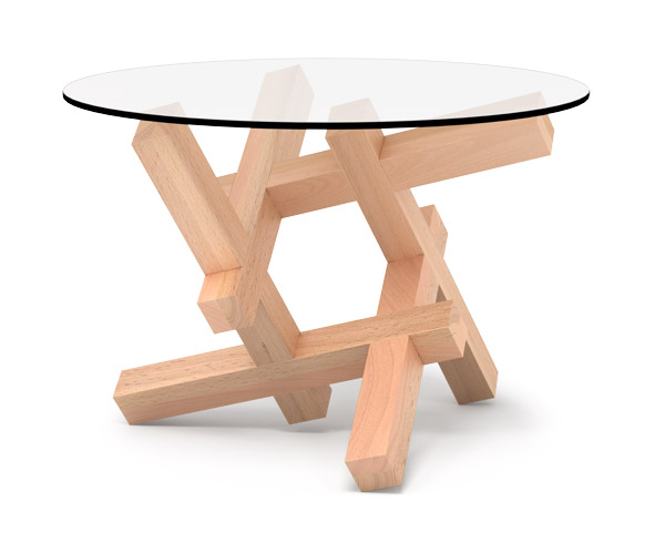 PRAKTRIK | 2 × 3 Coffee Table