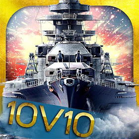 King of Warship: 10v10 Naval Battle