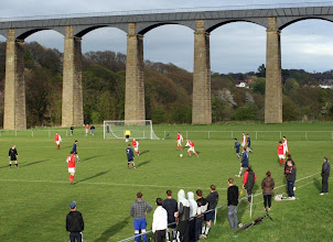 Photo: 13/04/11 v Garden Village (Welsh National League Wrexham Area Div 1) 4-1 - contributed by Mike Latham