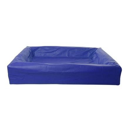 Biabädden Nr 6 80x100x15cm Blå
