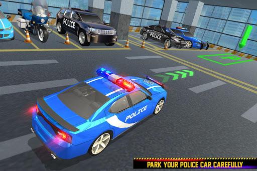 US Police Parking: Car Games 1.0 screenshots 4