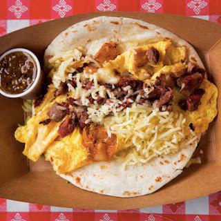 The Wrangler Breakfast Taco