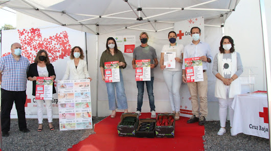Solidaridad con Cruz Roja a base de degustar unas sabrosas tapas