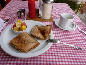 Photo: Breakfast for $1