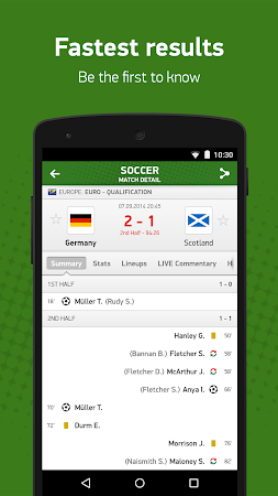 FlashScore 2.2.0 screenshot 192472