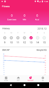Download Female Workout at home - lose weight in 28 days For PC Windows and Mac apk screenshot 2