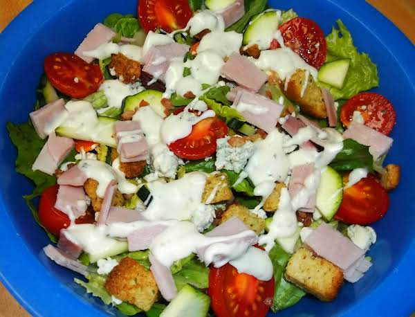 Bacon & Bleu Combo Salad Recipe