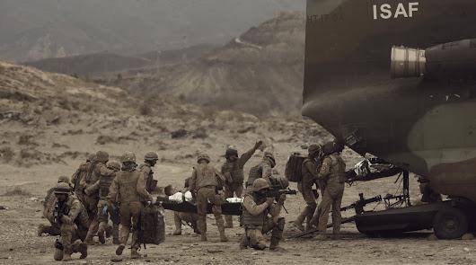 """Un rodaje en la provincia busca hombres con """"conocimientos militares"""""""