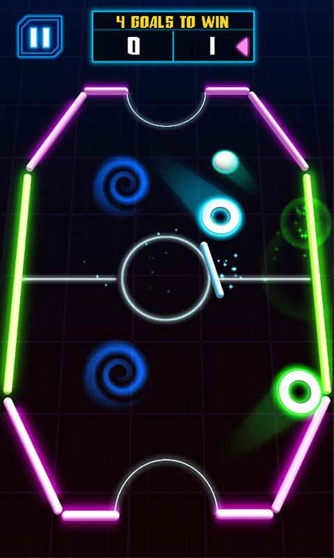 Laser Hockey 3D- screenshot