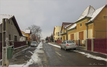 Photo: Turda - Str. Primaverii  - 2019.01.09