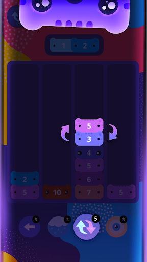 CATRIS - Merge Cat | Kitty Merging Game apkpoly screenshots 4