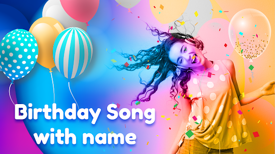 Birthday Song With Name(Maker) 1